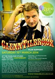Glenn Tilbrook poster